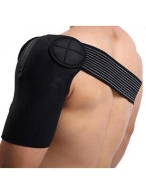 תומך כתף רצועה אלסטית לתמיכת כתפיים במקרה של פריקת כתף
