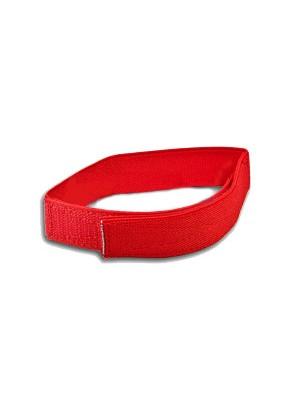 חוסם ורידים מבד בצבע אדום | חוסם עורקים לעצירת דימום