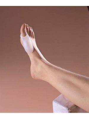 כרית מגן מסיליקון לדופן הבוהן בכף הרגל