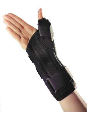 מגן מקצועי לתמיכת אגודל ושורש כף היד עם סד לקיבוע אגודל ושורש כף היד
