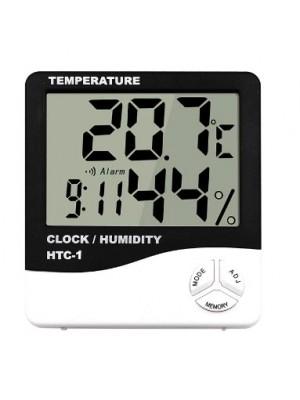 מד חום ולחות דיגיטלי לחדר תינוק|מדחום לחדר|מד טמפרטורה
