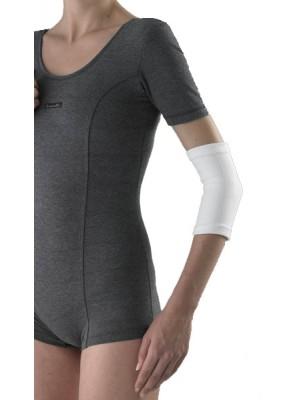 מגן מרפק מעניק תמיכה עדינה בעזרת הפעלת לחץ משכך כאב ומזרז החלמה