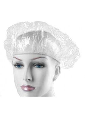 כובע מקלחת 10 יחידות באריזה | כובע רחצה חזק ואיכותי