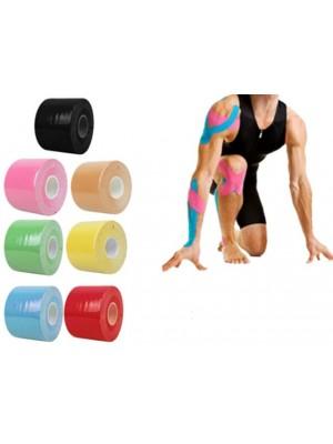 קינזיו טייפ בצבעים לספורט | קינזיולוגי טאפ לחבישה
