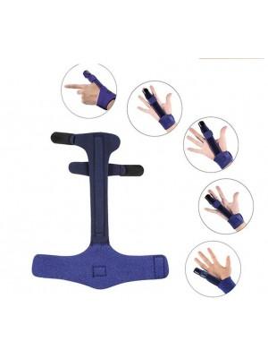 סד לקיבוע אצבע לאחר פציעה